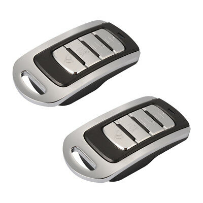 2Pcs 868mhz Cloning Remote Control Copy Opener Electric Gate Garage Door HS927