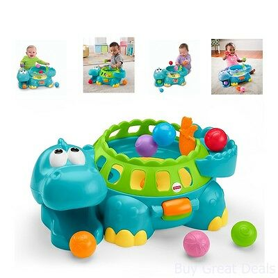 Fisher Price Toddler Musical Toys Baby Dinosaur Ball Learning Activity Play Set