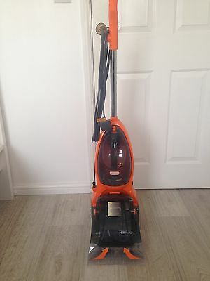 Vax Rapide Spring Carpet Cleaner Washer Cleaning Machine VRS5W