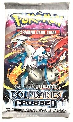 Pokemon TCG: Boundaries Crossed Booster Pack NEW Factory Sealed
