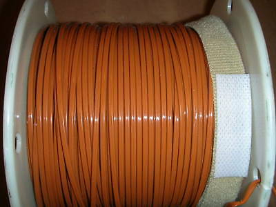 OMEGA Type-K Thermocouple Wire AWG 20 Solid Duplex Extension 1 Yard TT-K-20-SLE