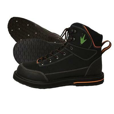 New Size #13 Frogg Toggs Kikker Guide Rubber Studded Sole Fishing Wading Boots