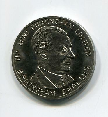 Birmingham Nd Advert Coin