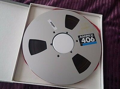 Ampex 406  - Reel-to-Reel Tape