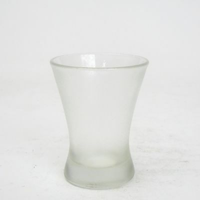 Russel Wright-Imperial Flair Glassware-Crystal-Clear-Water Tumbler-8 ounces
