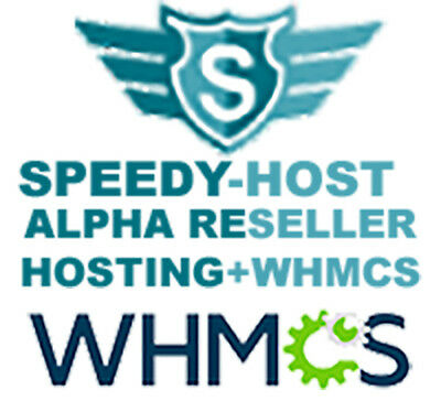 1 Year Alpha Reseller WHM/Cpanel Hosting + WHMCS!!