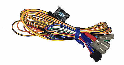 NEW OEM WIRE Power Harness for Alpine KTP-445U Power Pack ... Kdc Kenwood Wire Harness on