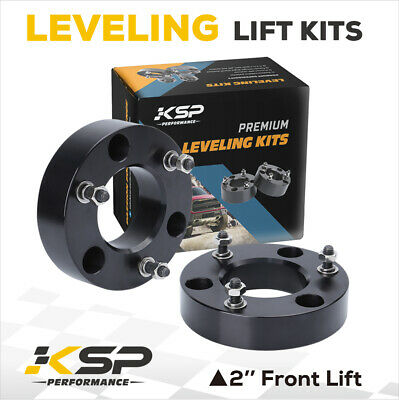 Ford F150 2'' Front Leveling Lift Kit 2004-2016 2WD/4WD Billet Aluminum