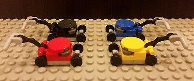 Lego NEW City Friends Town Minifigure Lawnmower - Pick A Color