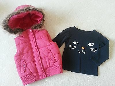 AS NEW!! Girls winter size 2, COUNTRY ROAD+Carter's, Fabulous Condition!