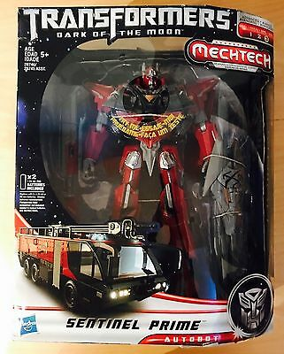 Leader Class Transformers Dark of the Moon SENTINEL PRIME Collectible NIB