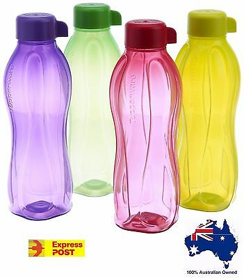 Tupperware Eco H2O Water bottles drink bottle Kids 310 ML  to 1 LTR Brand new