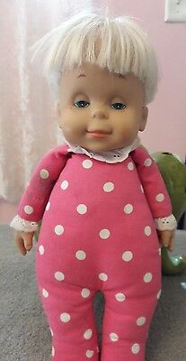 1984 Mattel Drowsy Doll Classic Collection Talks