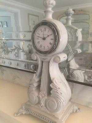 Laura Ashley Shabby Chic Clock