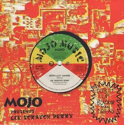 "Lee 'Scratch' Perry – Kentucky Skank (Trojan Records, MOJO V1) [7"" Vinyl]"