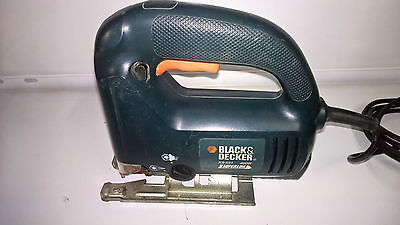 scie sauteuse black&decker