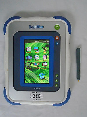 VTech Innotab Kids Tablet Computer + Stylus Educational Learning Activity