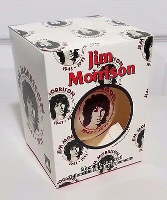 Jim Morrison The Doors Collectible Holiday Ornament 1941-1971 Tribute NEW