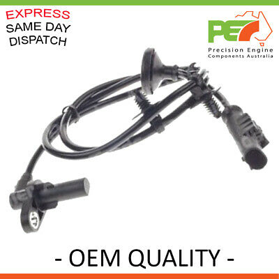 New *OEM QUALITY* ABS Wheel Speed Sensor - Rear For FORD FALCON FG 4D Sdn RWD