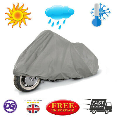 Cycle All weather Cover,  2 metre weatherprooof cover Suitable for Bike/Bicycle