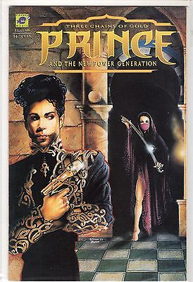 Prince and The New Power Generation: Three Chains of Gold #1 VF