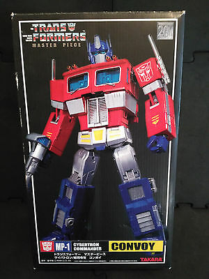 Transformers G1 MP-1 OPTIMUS PRIME / CONVOY Takara Masterpiece 2003 MP 1