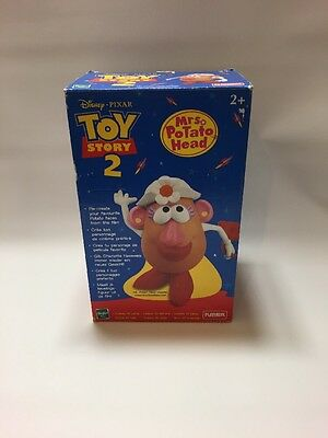 Disney Pixar Toy Story 2 - Mrs Potato Head - Hasbro woody,buss,Toy story kids