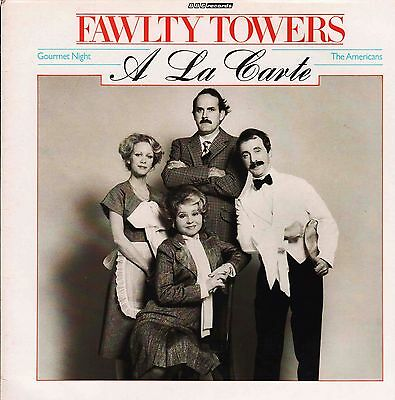 Fawlty Towers                     A La Carte                            Lp