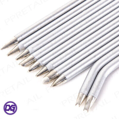 Soldering Iron Tips set 15 & 25w 10 piece DIY