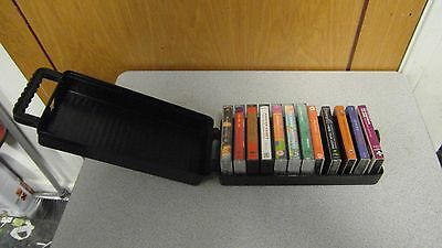 Case of 12 x 1990's Cassette Dance Singles