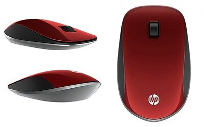 HP Wireless Mouse Z4000 Red