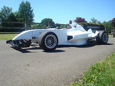 Bike engined race car, single seater, Hill climb, sprint , circuit racing. F1000
