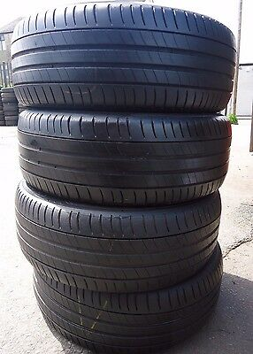 4x 205 55 16 MICHELIN Primacy 3 Used Part Worn tyre 6-7mm