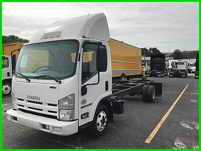 """2012 Isuzu NPR HD Cab & Chassis **Low Miles, ONLY 80,008** 176"""" Wheel Base"""