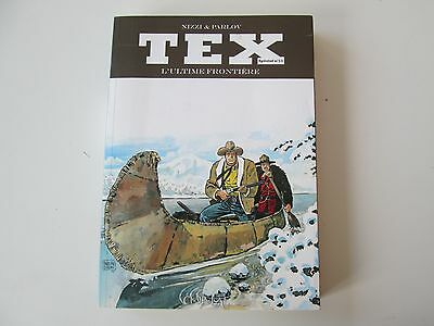 Tex Special N°11 L'ultime Frontiere Be/tbe