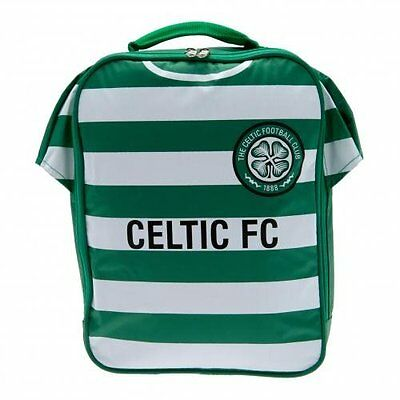 Celtic FC Official Football Gift Kit Lunch Box Cool Bag Back to School
