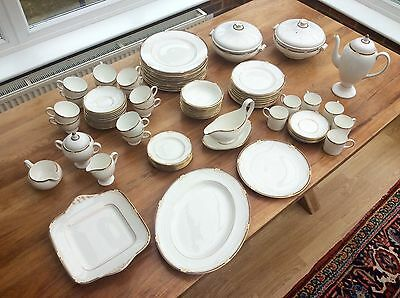 Wedgwood Cavendish Dinner & Coffee Set - 90 pieces