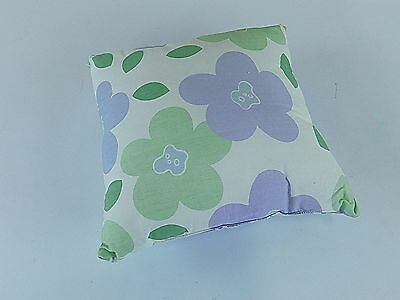 "Sumersault Lauren Decorative Pillow - Lilac and Sage 12"" x 12"" x 3"""