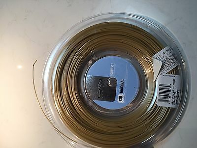 One Set - Luxilon Big Banger Original Tennis String - 12M - Cut from Reel