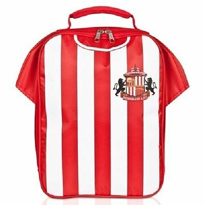 Sunderland AFC Official Football Gift Kit Lunch Box Cool Bag Back to School