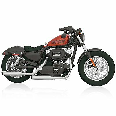 Harley-Davidson 2014 Sportster Forty-Eight Motorcycle Ornament 2015 Hallmark