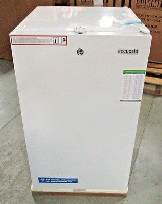 Summit Appliance FF511LMED AccuCold Medical Refrigerator 4.1 cu.ft. NEW