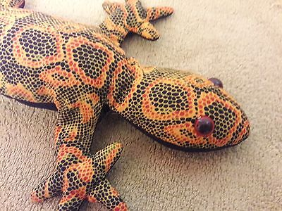 "Sand Filled Animals 22"" Lizard Plush Toy"