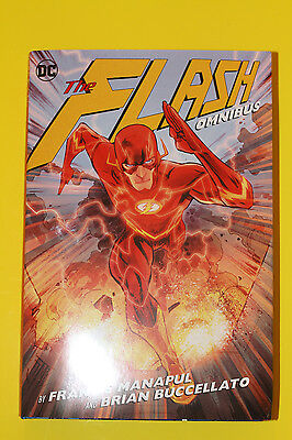 DC Comics The Flash By Francis Manapul and Brian Buccellato Omnibus The New 52
