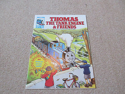 THOMAS THE TANK ENGINE & FRIENDS COMIC- No 3 -Marvel Comics Nov 28th 1987-VGC