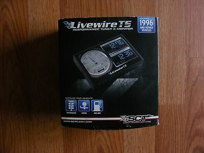SCT Livewire TS Performance Tuner & Monitor