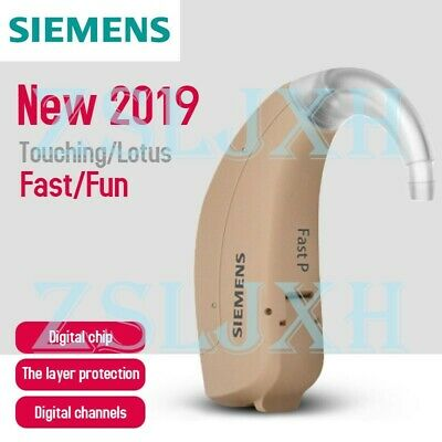 2017 NEW SIEMENS FUN P / FUN SP Digital Hearing Aid, 12P / 23P UPDATE Version