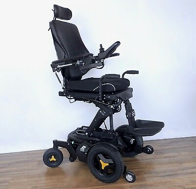 "Permobil F3 wheelchair - 2016 model, with 12"" power seat lift-elevate"