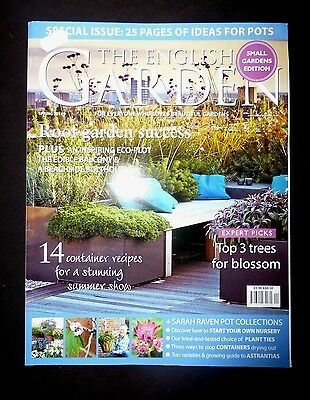 The English Garden Special Spring issue  2014. No 201 For those who love gardens