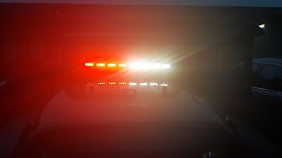 Emergency Vehicle Lights and Siren